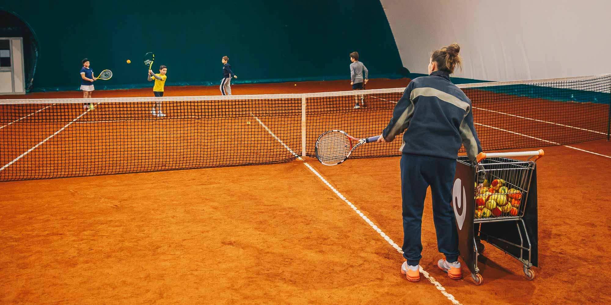 Scuola Tennis Teacher