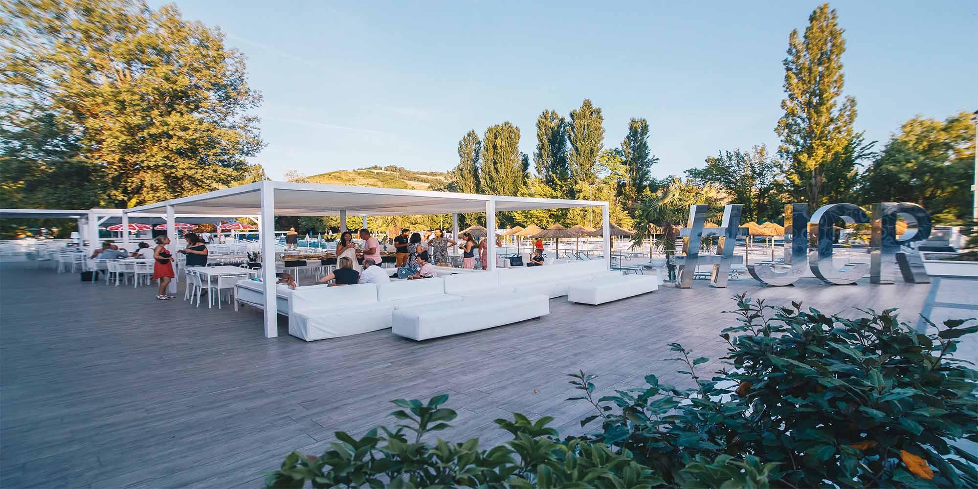 Terrazza Bar Piscina