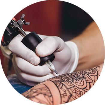 tatuaggi tondo