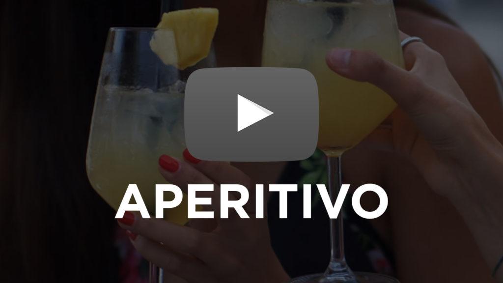video aperitivo